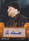 Chris Ashworth as Richter Autograph Card from Terminator Salvation
