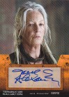 Jane Alexander as Virginia Autograph Card from Terminator Salvation