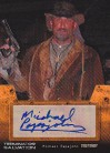 Michael Papajohn as Carnahan Autograph Card from Terminator Salvation