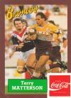 1989 Broncos - Terry Matterson