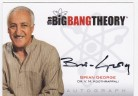The Big Bang Theory Season 1 & 2 Autograph Card A09 - Brian George as Dr Koothrappali