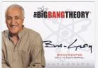 The Big Bang Theory Season 1 & 2 Autograph Card A09 - Brian George as Dr Koothrappali
