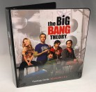 The Big Bang Theory Seasons 1 & 2 Album, Base Set & basic inserts