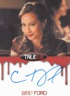True Blood - Courtney Ford as Portia autograph card