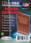 Ultra Pro Premium Card Sleeves