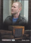 Warehouse 13 Season 4 - Aaron Ashmore Relic Card