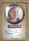 Warehouse 13 Season 4 - Ashley Williams as Sally Autograph Card