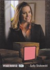Warehouse 13 Season 4 - Ashley Williams Relic Card