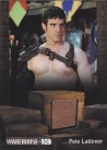 Warehouse 13 Season 4 - Eddie McClintock Gladiator Relic Card