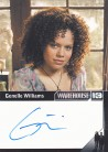 Warehouse 13 Season 4 - Genelle Williams as Leena Autograph Card