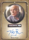 Warehouse 13 Season 1 - Michael Hogan as Warren Bering Autograph Card