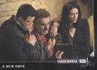 Warehouse 13 Season 4 Base Card - #02