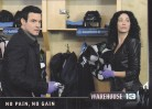 Warehouse 13 Season 4 Base Card - #09