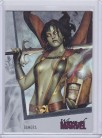 Women of Marvel 2 Diamond Parallel Card #26 - Gamora #06/10