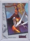 Women of Marvel 2 Diamond Parallel Card #56 - Princess Omaka #03/10